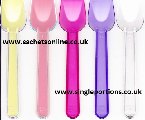 Ice Cream Spoons - single portions